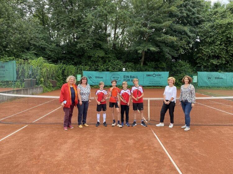 TuS Westfalia Hombruch freut sich auf ein spannendes und unterhaltsames Turnier. (Foto: Verein)
