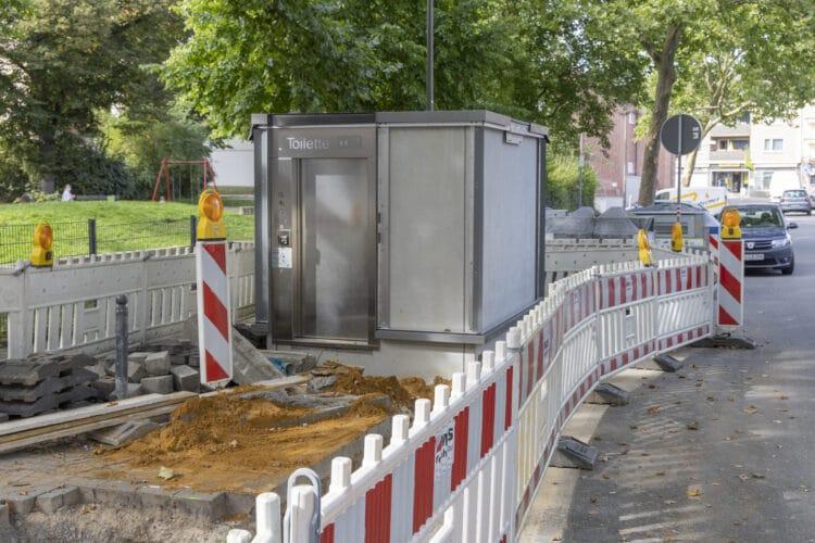 Der Missstand wurde nach 16 Monaten beseitigt. (Fotos: Wir in Dortmund)