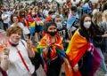 Der bunteste Demonstrationszug des Jahres