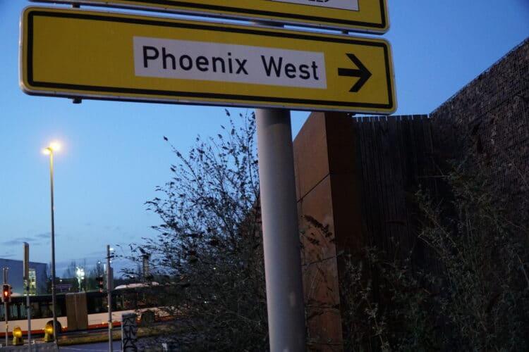 Open-Air-Kino-Festival am Hochofen Phoenix West. (Symbolfoto: Wir in Dortmund)