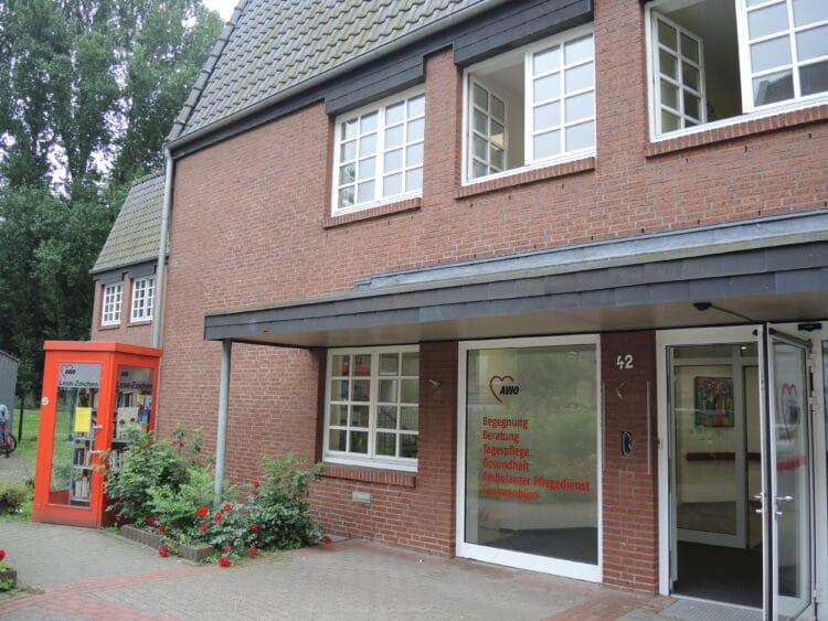 Das Eugen-Krautscheid-Haus. (Archivfoto: Wir in Dortmund)