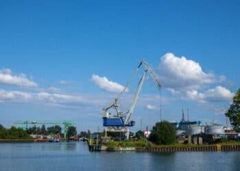 Auch der Dortmunder Hafen gehört zu den drei ausgesuchten Arealen. (Foto: Wir in Dortmund)