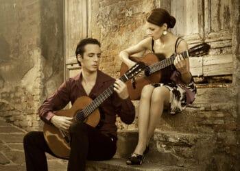 Das Duo CARisMA tritt am 19. September auf. (Foto: Duo Carisma)