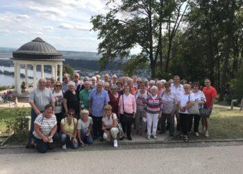 Die Bövinghauser Kolpingsfamilie fuhr nach Mainz. (Foto: Kolpingsfamilie)