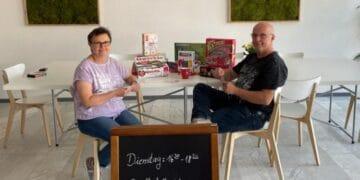 Helma und Matthias suchen Mitspieler*innen. (Foto: privat)