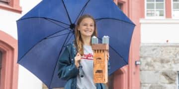 Helena Klemm ist Schülerin des Goethe-Gymnasiums. (Fotos: Wir in Dortmund)