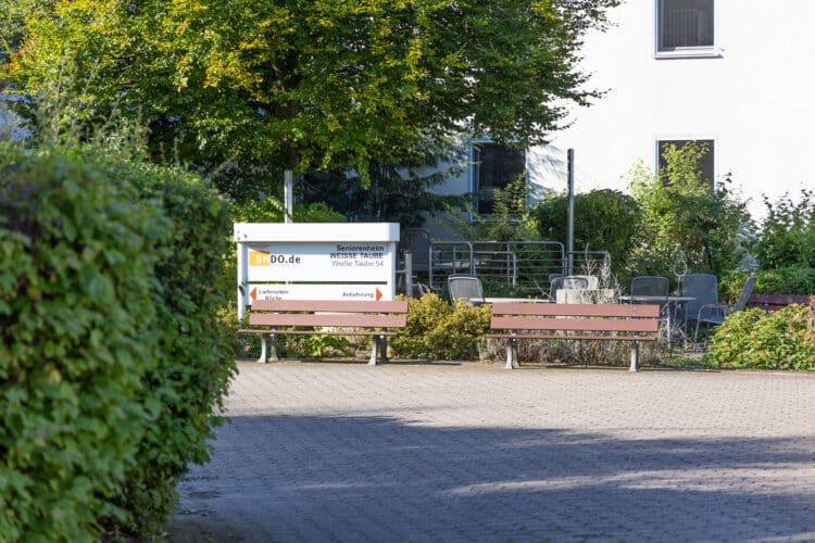 Noch befindet sich das Seniorenheim tatsächlich an der Weißen Taube. (Foto: Wir in Dortmund)
