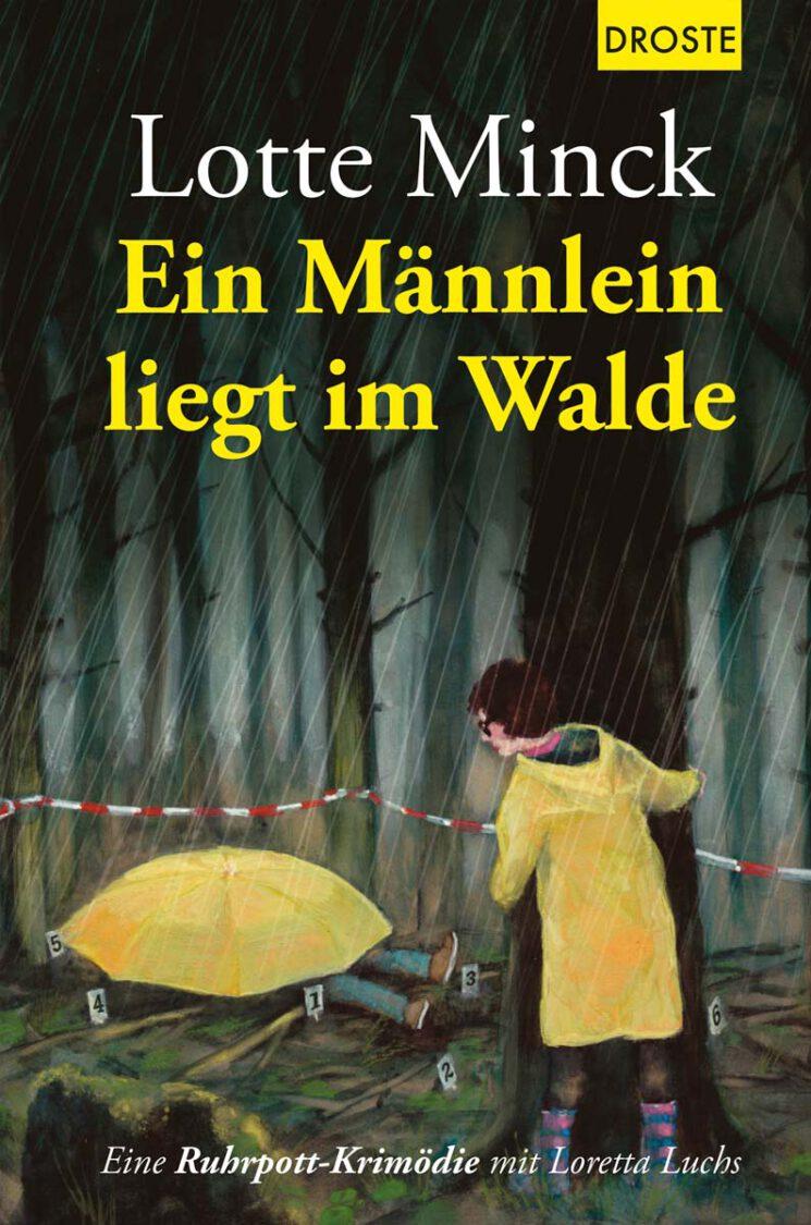 """Buchtipp für die Herbstferien: """"Ein Männlein liegt im Walde"""""""