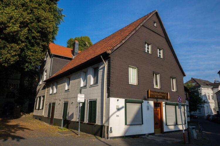 Das Heimathaus am Widum (Fotos: Wir in Dortmund)