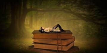 Lesestoff für lange Herbstabende ... (Symbolfoto: pixabay)